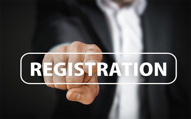 register photo